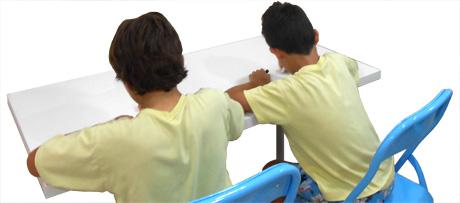 Técnicas de estudio en las rozas